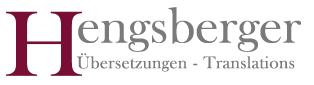 Hengsberger Übersetzungen - Translations